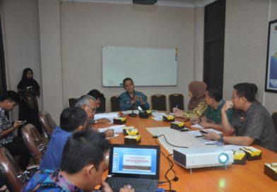 Bappeda Adakan FGD Kelompok Kerja 4 Pilar Bulan Mei 2018