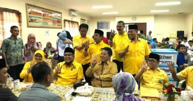 Golkar Target 20 Kursi DPRD Lampung