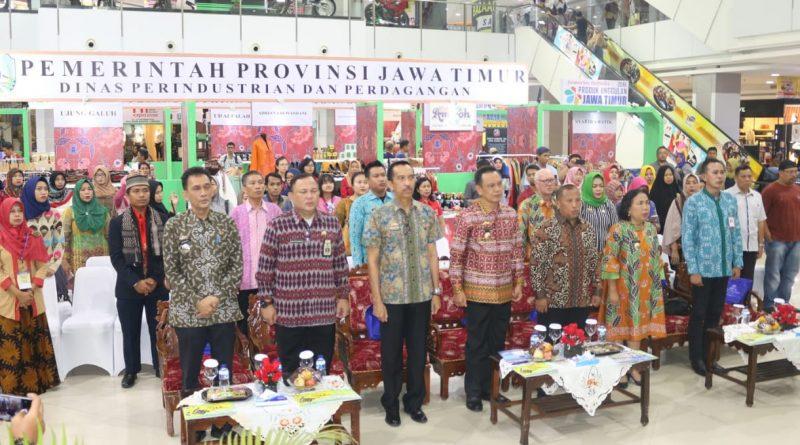Ridho Buka Pameran Lampung TTI EXPO
