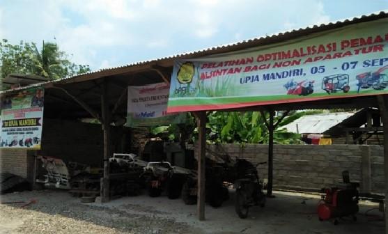 Lampung Lima Terbaik Nasional Pengelolaan UPJA