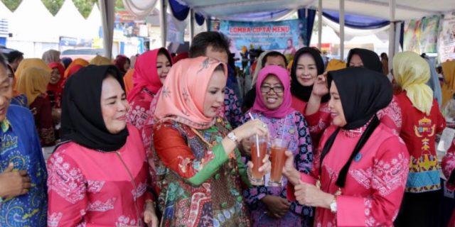 Yustin: Masalah Gizi Menjadi Fokus Pemprov Lampung