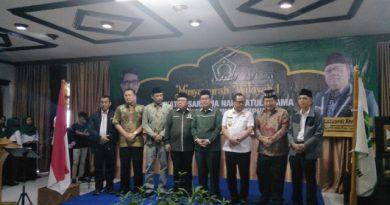Pengurus ISNU Lampung Terbentuk