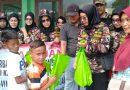 Wanita FKPPI Peduli Korban Tsunami Lamsel