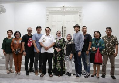 """Ridho Menjamu Grup Musik 'Padi Reborn"""" di Mahan Agung, Malam Ini Siap Guncang Bandar Lampung"""