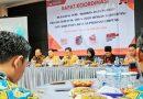 Jelang Pilkada, KPU Lampung Konsolidasi Pemetaan TPS