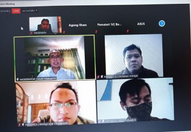 Webinar Academics TV dan FISIP UNILA Bahas Pelibatan TNI Dalam Penanggulangan Aksi Terorisme
