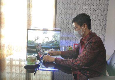 Diskusi Demokrasi, KPU Lampung Ungkap Tantangan Pemilu