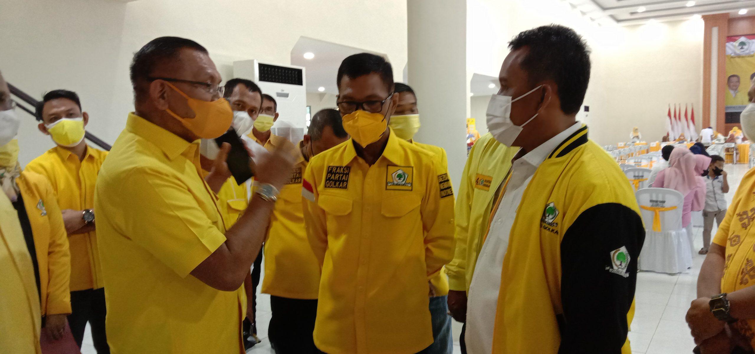 Golkar Lampung Gelar Vaksin Massal