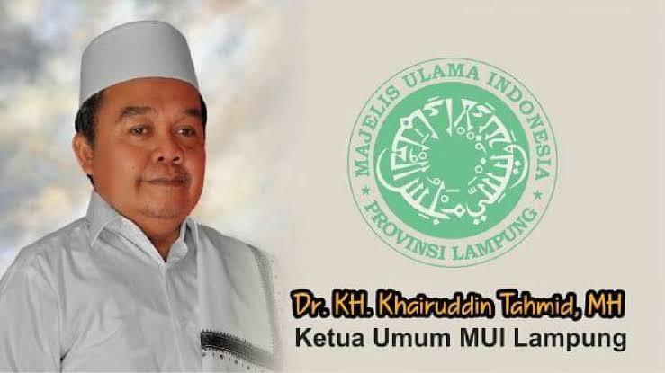 MUI Lampung Terbitkan Panduan Ibadah Ramadan di Tengah Corono
